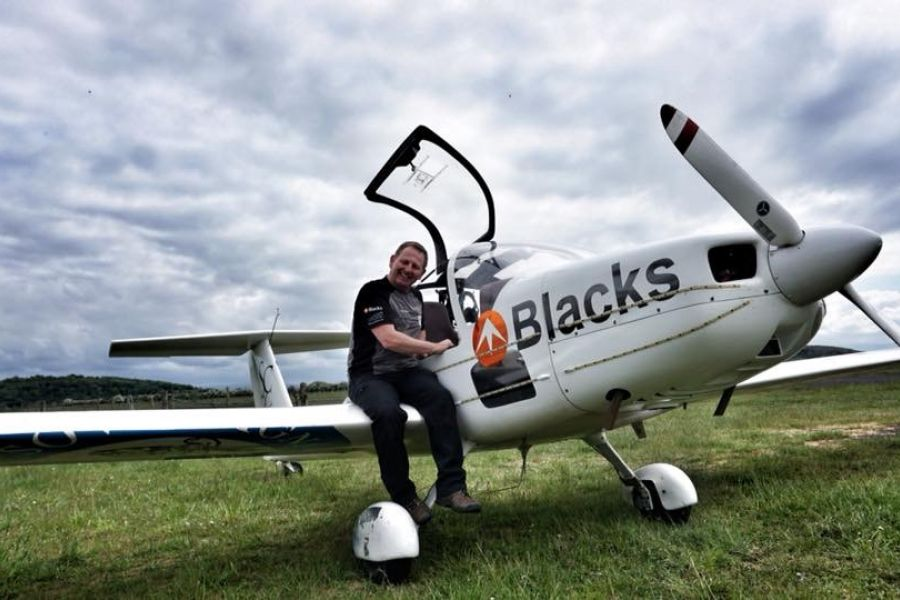 Creating the spectacle | Shinx Creative proud to support world-renowned aeroSPARX